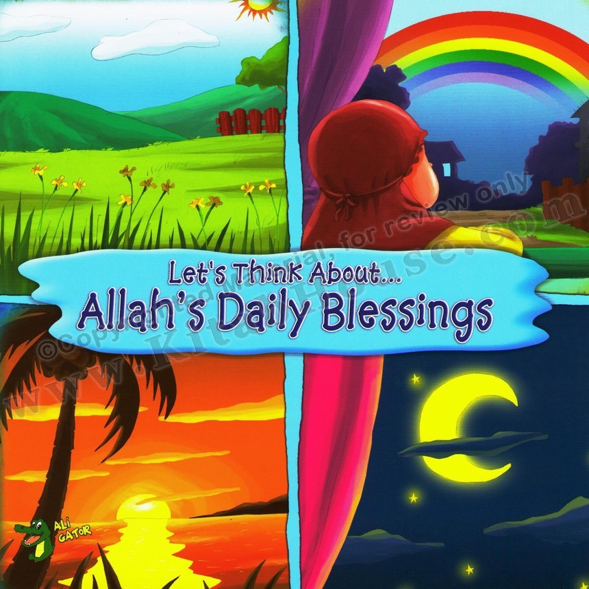 Let's Think About Allah's Daily Blessings