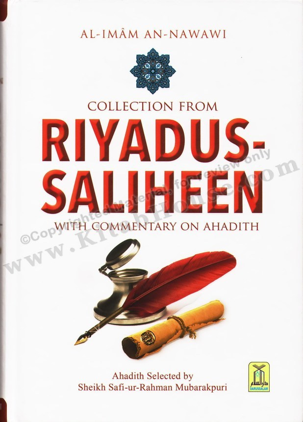 Collection from Riyad-us-Saliheen (Full Color)
