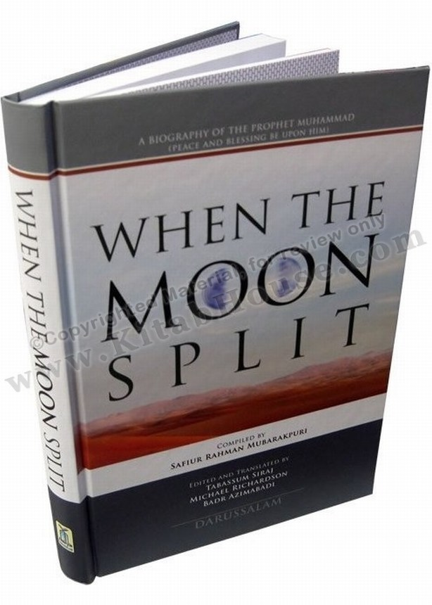 When the Moon Split, New & Revised Edition (HB)