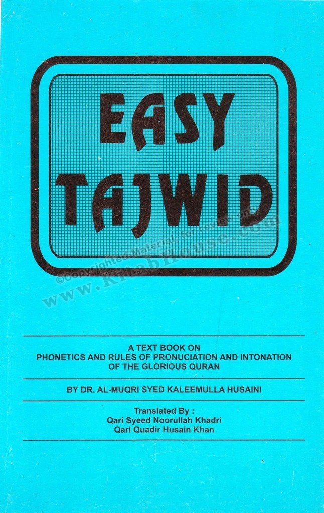 Easy Tajweed (Easy Tajwid)