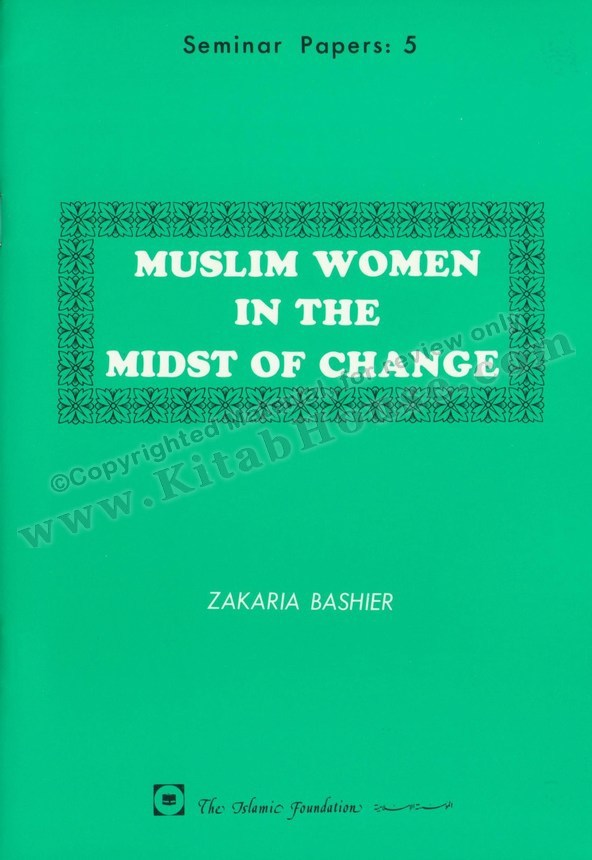Muslim Women in the Midst of Change