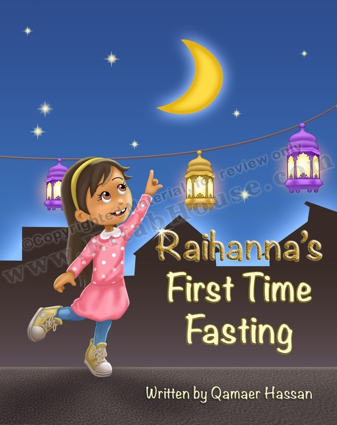 Raihanna's First Time Fasting