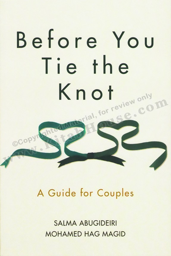 Before You Tie The Knot, A Guide for Couples