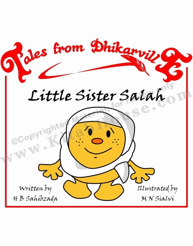 Little Sister Salah - The Big Miss-take