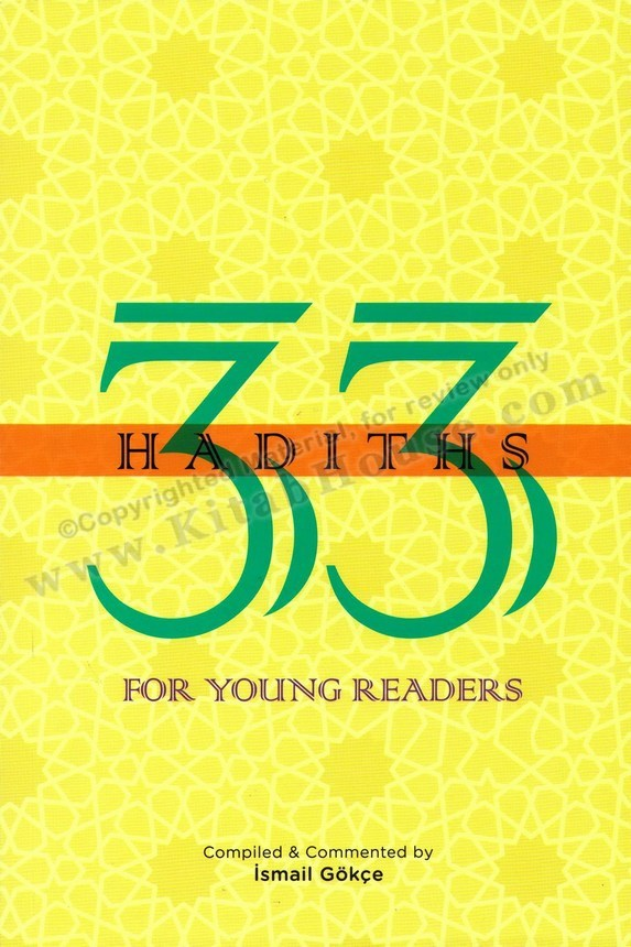 33 Hadiths, for Young Readers