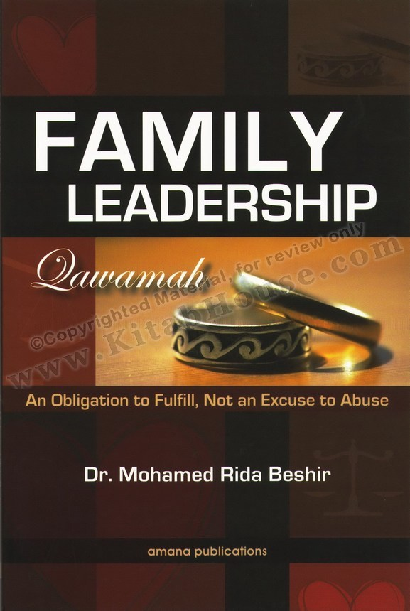 Family Leadership, Qawamah
