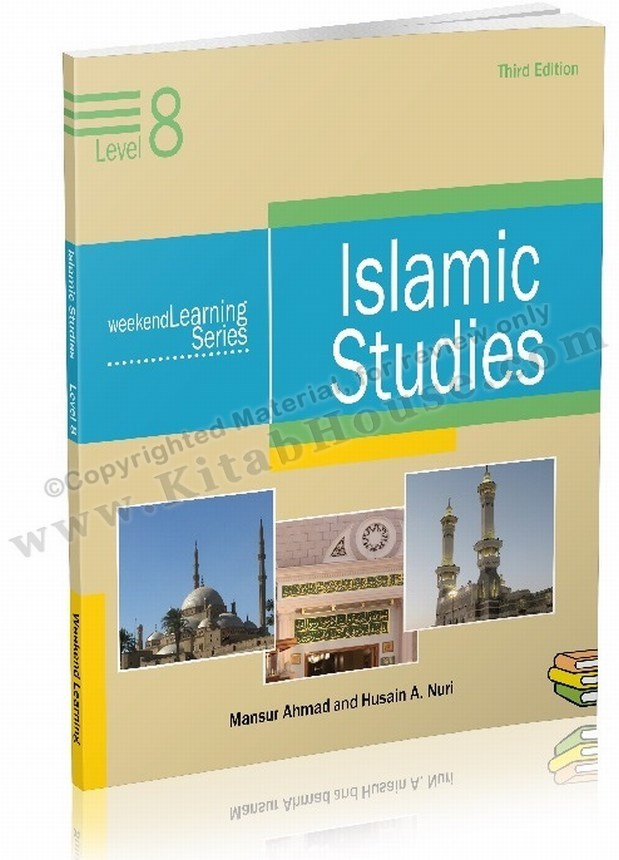 Islamic Studies Level 8 (Revised and Enlarged Edition)